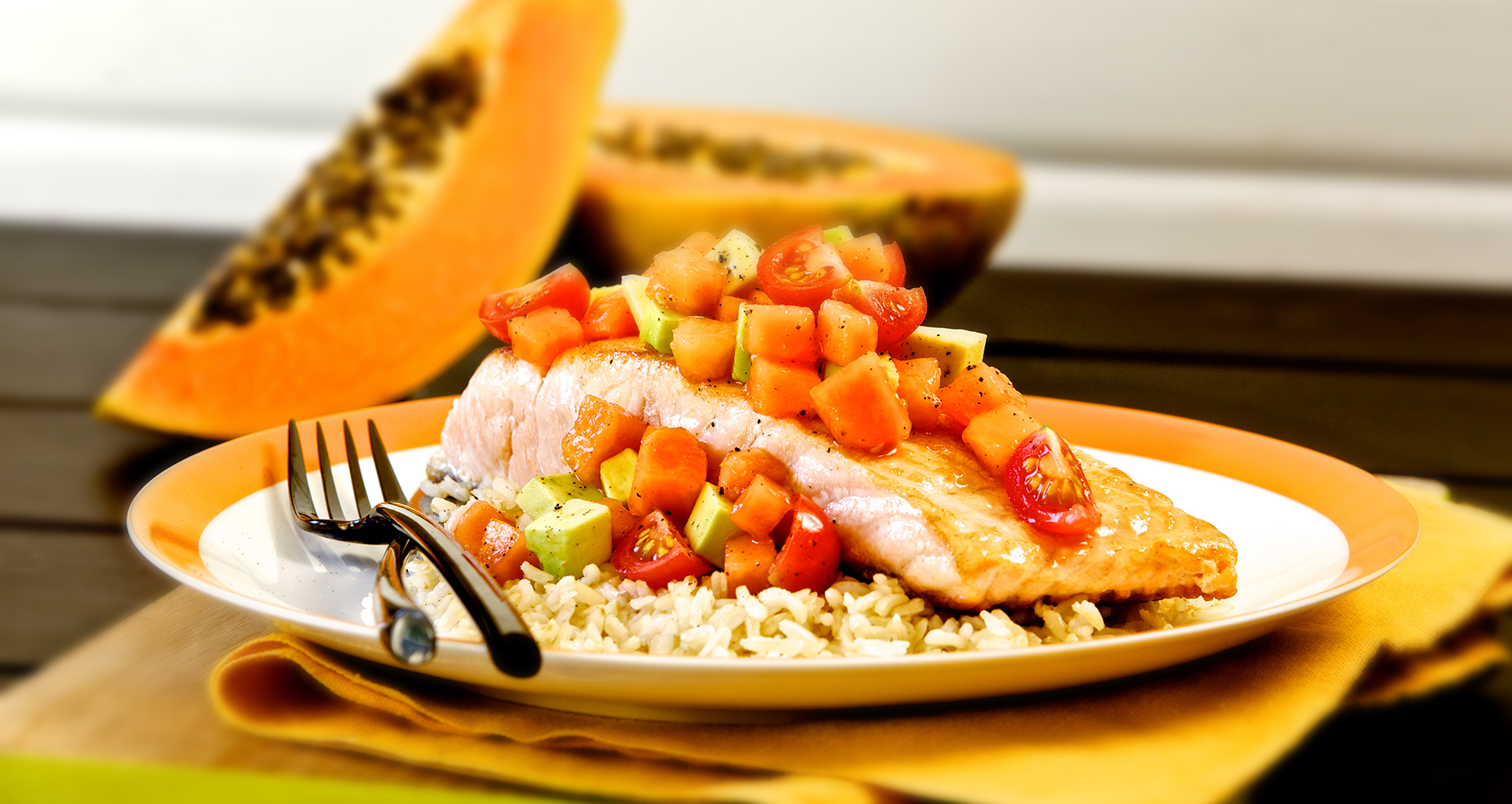 SALMON-WITH-PAPAYA-SALSA-1